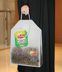 shopping bag lipton