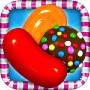 Candy Crush Saga, Apple 2013